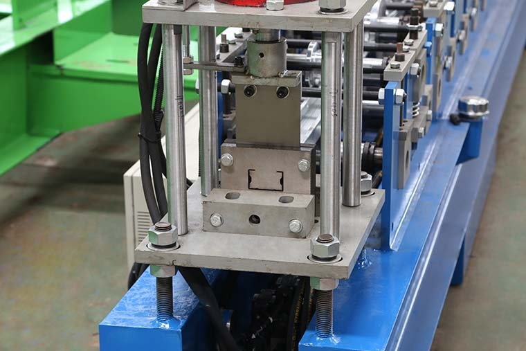 single-type c purlin machine