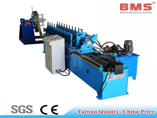 High Speed Stud And Track Roll Forming Machine