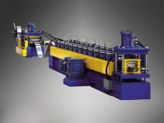 Cable Ladder Forming Machine